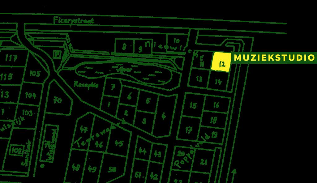 Muziekstudio De Hof van Wezel